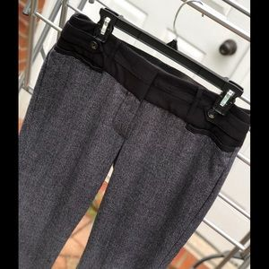 Candie's Gray Business Casual Interview Pants
